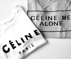 celine, fashion, and paris image