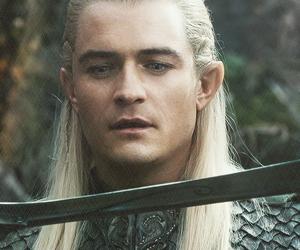 beautiful, Legolas, and LOTR image