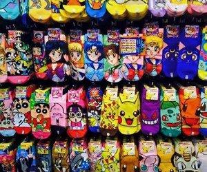 socks, kawaii, and pokemon image