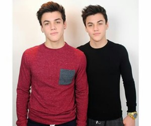 grayson dolan and ethan dolan image