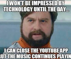 youtube, music, and technology image