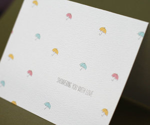 cards, greeting cards, and umbrellas image