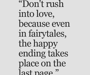 love, quotes, and fairytale image