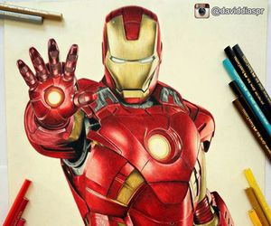 Avengers, drawing, and illustration image
