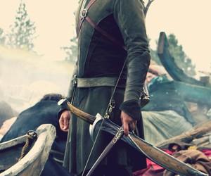 Legolas and the hobbit image