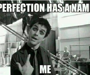 green day, billie joe armstrong, and perfection image