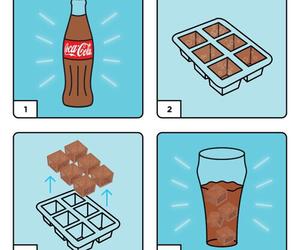 diy, coca cola, and coca-cola image