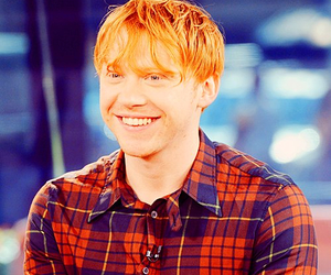 actor, british, and rupert grint image