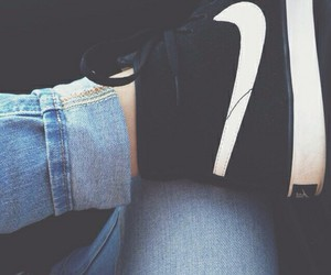 shoes, nike, and beautiful image