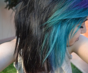 girl, hair, and disclosedesire image