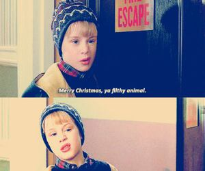 home alone and kevin mccallister image