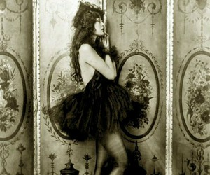 art, retro, and theatre image