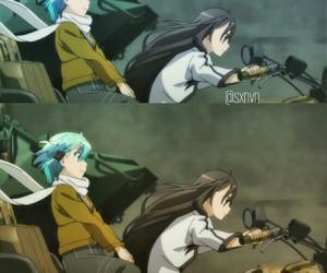 anime, manga, and kirito image