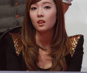 girls generation, jessica, and nosebleed image