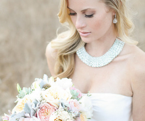 accessory, beautiful, and bouquet image