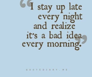 quote, morning, and true image