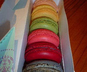 beautiful, macarons, and pretty image