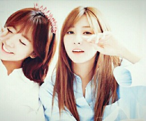 apink, cute, and hayoung image