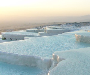 turkey, ice, and water image