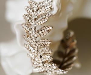 bridal, acessorio, and wedding image