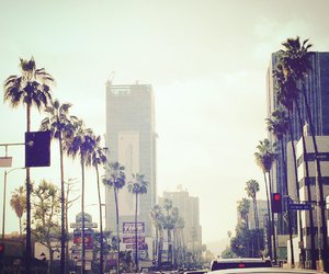 cars, l.a., and los angeles image