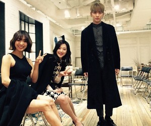 f(x), key, and SHINee image