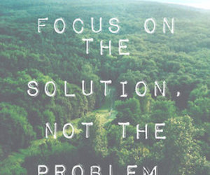 quote, problem, and life image