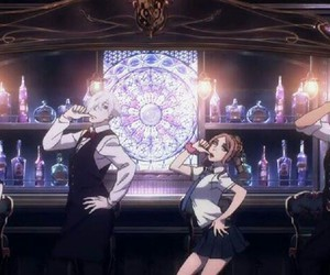death parade, decim, and ginti image