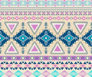 aztec, tribal, and wallpaper image