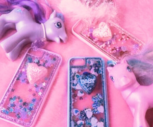 pink, かわいい, and iphonecase image