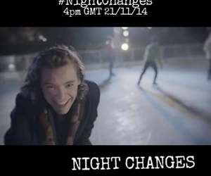 night changes image