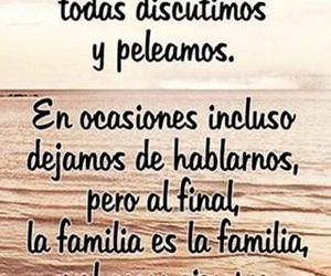 amor, familia, and frases image
