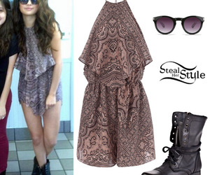 outfits, selena gomez, and style image