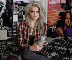 sky ferreira and grunge image