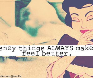 disney, quote, and better image