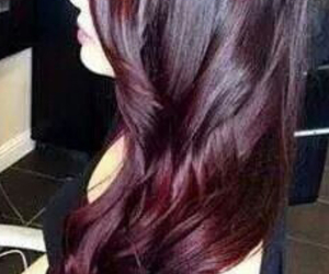 cherry coke, hair, and red hair image