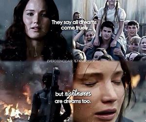 katniss, mockingjay, and Dream image