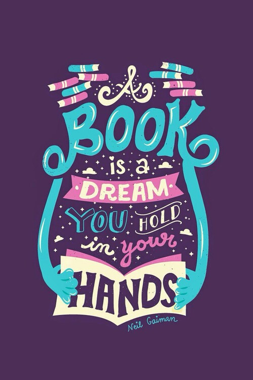 book, Dream, and hands image