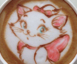 coffee, cute, and art image