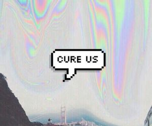 background, cure, and grunge image