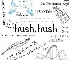 hushhush and patch ❤ image