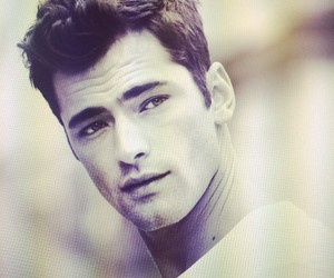 Sean O'Pry, model, and handsome image