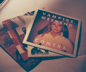 music, vampire weekend, and album image