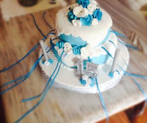 15, birthday, and cake image