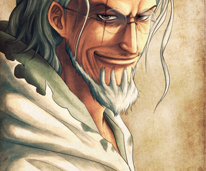 one piece and rayleigh image