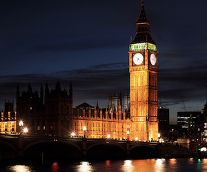 london, england, and light image
