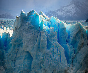 awesome, ice, and blue image