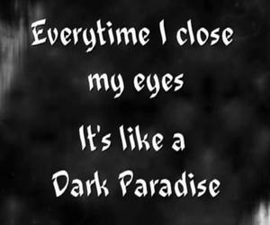 lana del rey and dark paradise image