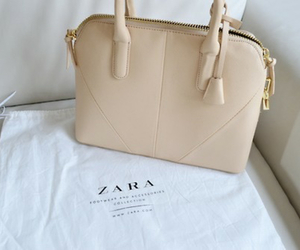 bag, Zara, and fashion image