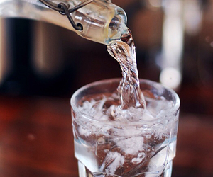 drink and water image